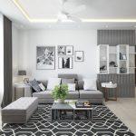 5 Thiết kế phòng khách khiến ai cũng phải trầm trồ
