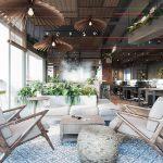 5 Xu hướng thiết kế nội thất năm 2020
